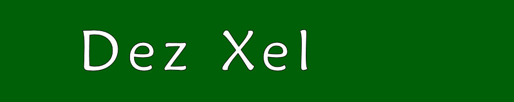 "Desert ""Dez"" Xel"